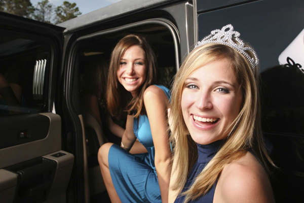 Banbury School Prom Limo Hire